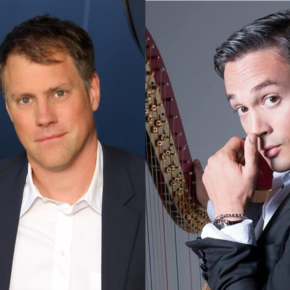 Comings and goings at the LA Phil and beyond (Fall 2019 edition):  new CEO, harp, and violins; a Principal Oboe update; plus much more
