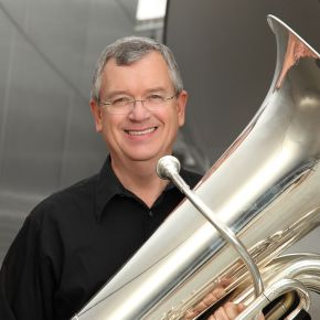 A 2020 chat with Norman Pearson:  the tuba player talks about his career & influences, the evolution of the LA Phil's brass section, his preferred place to play on the Disney Hall stage, and much more